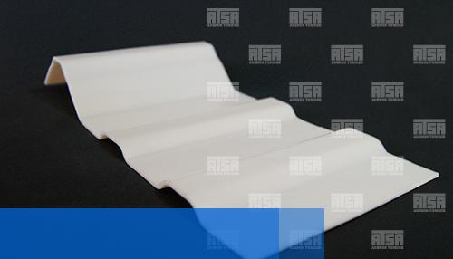 Lámina de PVC unicapa