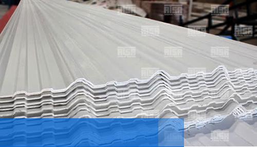 Láminas de PVC unicapa