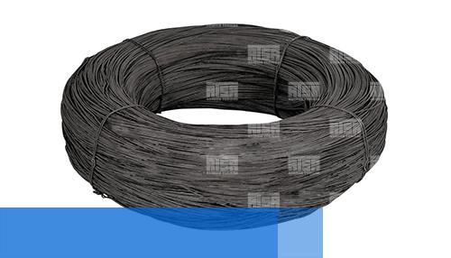 Rollo de alambre recocido