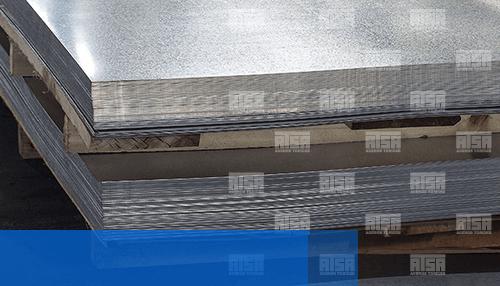 Hojas de lámina Zintro Alum